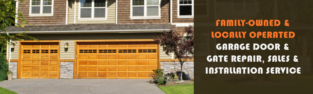Top notch garage door gates for Top notch garage door
